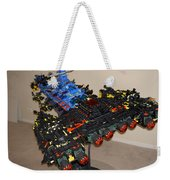 Dynonochus Stern 3 Weekender Tote Bag
