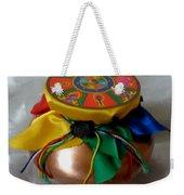 Dzambala Fortune Vase Weekender Tote Bag