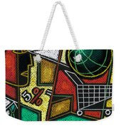 E-commerce Weekender Tote Bag