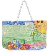 E's I'm A Cool Dood Weekender Tote Bag