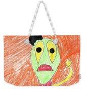 E's My Favorite Martian Weekender Tote Bag