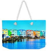 E Sea Living Weekender Tote Bag