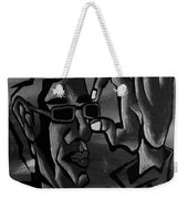 E Vincent B W Weekender Tote Bag