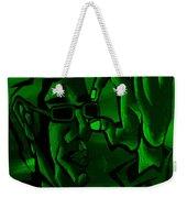 E Vincent Green Weekender Tote Bag