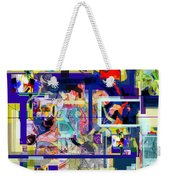 Each Positive Step Is Vital 2 Weekender Tote Bag by David Baruch Wolk