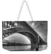 Eads Bridge Weekender Tote Bag