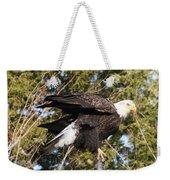Eagle 1982 Weekender Tote Bag