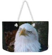 Eagle Head Weekender Tote Bag