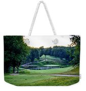 Eagle Knoll - Hole Fourteen From The Tees Weekender Tote Bag