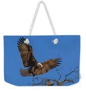 Eagle Landing Weekender Tote Bag