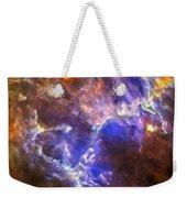 Eagle Nebula Weekender Tote Bag by Adam Romanowicz