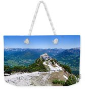 Eagle's Nest Weekender Tote Bag by Dave Bowman