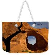 Ear Of The Wind Weekender Tote Bag by Susan Candelario