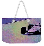 Early 60's Era Formula 1 Race Weekender Tote Bag