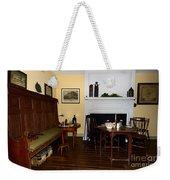 Early American Dining Room Weekender Tote Bag