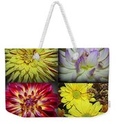 Early Autumn Blossoms Weekender Tote Bag