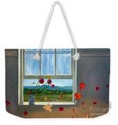 Early Autumn Breeze Weekender Tote Bag