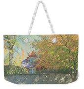 Early Autumn Home Weekender Tote Bag