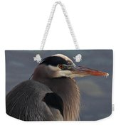 Early Bird Weekender Tote Bag