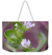 Early Blossoms  Weekender Tote Bag