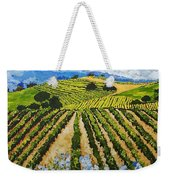 Early Crop Weekender Tote Bag