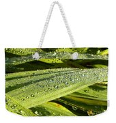 Early Dew Weekender Tote Bag