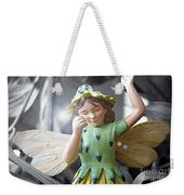 Early Evening Fairy Weekender Tote Bag