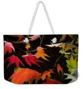 Early Fall Weekender Tote Bag