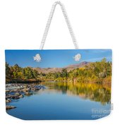Early Fall On The Payette Weekender Tote Bag