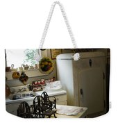 Early Fifty's Kitchen Weekender Tote Bag