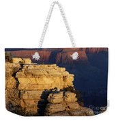 Early Light In The Canyon Weekender Tote Bag