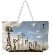 Early Model Wind Farm Weekender Tote Bag