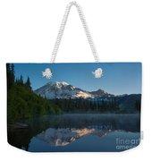Early Morning At Mount Rainier Weekender Tote Bag
