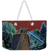 Early Morning At The Mill Weekender Tote Bag