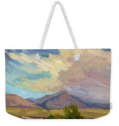 Early Morning At Thousand Palms Weekender Tote Bag