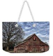 Early Morning Barn Weekender Tote Bag