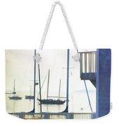 Early Morning Camden Harbor Maine Weekender Tote Bag