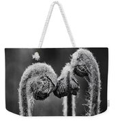 Early Morning Conference Weekender Tote Bag