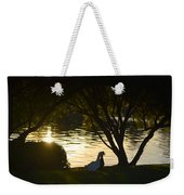 Early Morning Delight Weekender Tote Bag