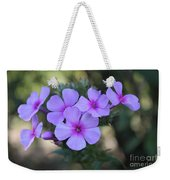 Early Morning Floral Beauty  Weekender Tote Bag