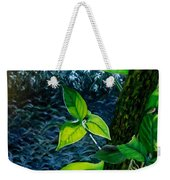 Early Morning Light Weekender Tote Bag