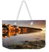 Early Morning Light On Robin Hoods Bay Weekender Tote Bag