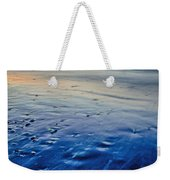 Early Morning On A Sea Coast Weekender Tote Bag