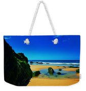 Early Morning On The Beach II Weekender Tote Bag