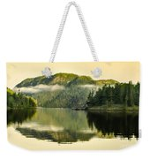 Early Morning Reflections Weekender Tote Bag