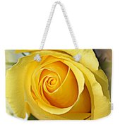 Early Morning Rose Weekender Tote Bag