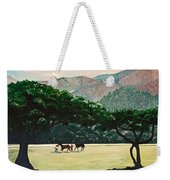 Early Morning Savannah Weekender Tote Bag