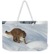Early Morning Survey Weekender Tote Bag