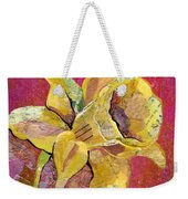 Early Spring I Daffodil Series Weekender Tote Bag