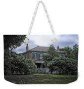 Early Victorian Italianate House Weekender Tote Bag